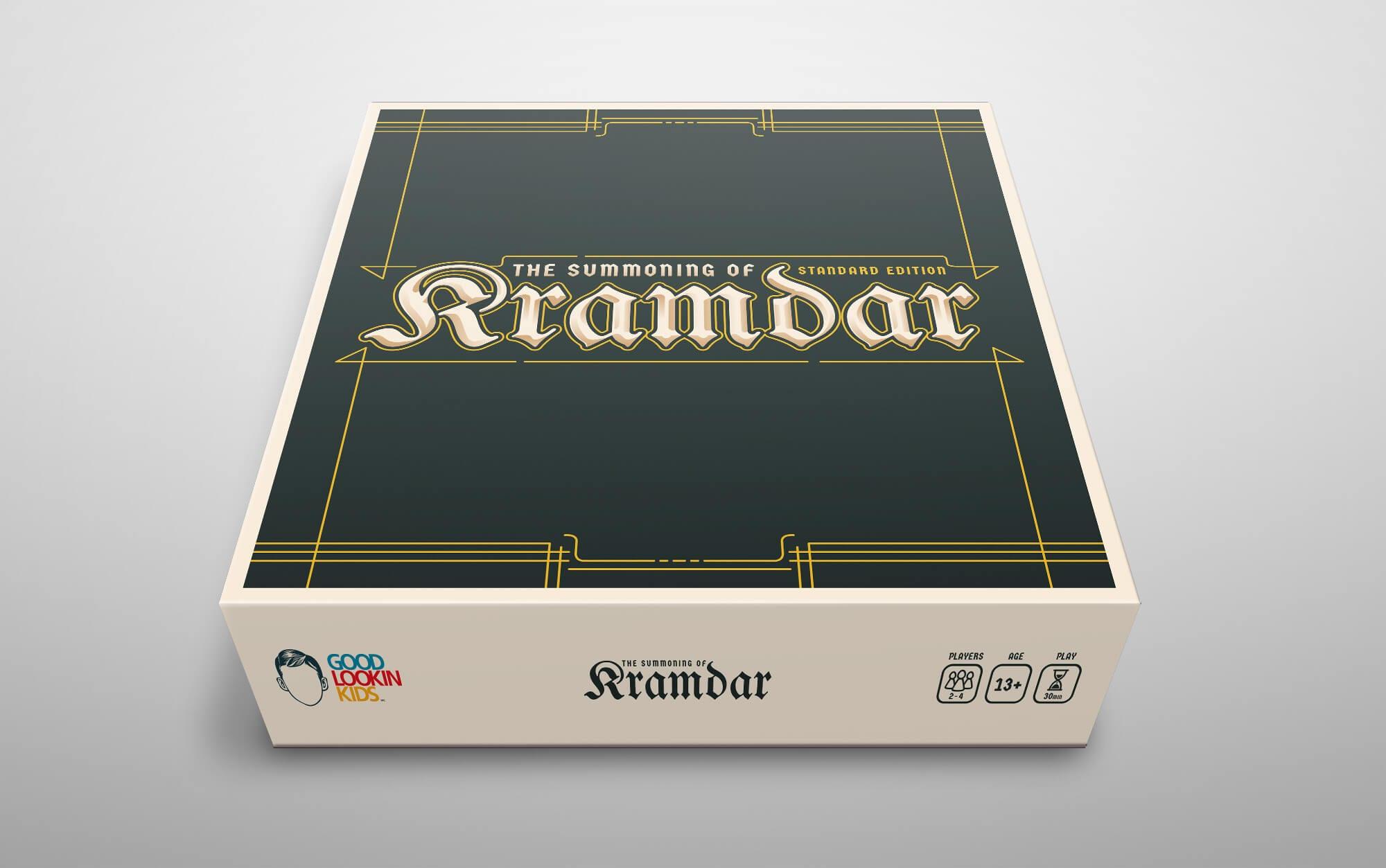 Kramdar Game Box